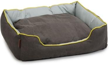 Hondenmand - Lumbro Grijs 80 x 70 x 22 cm - Beeztees